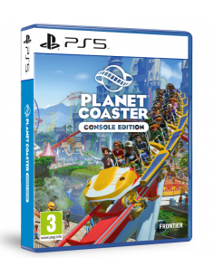 PS5 - Planet Coaster