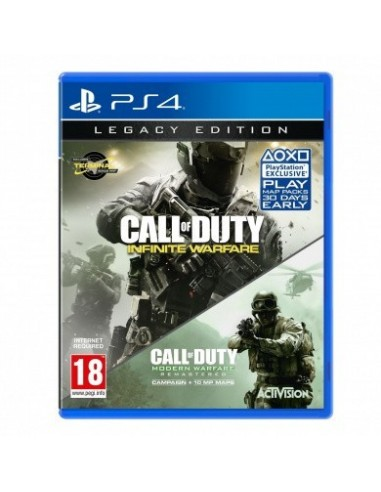5308-PS4 - Call of Duty: Infinite Warfare Legacy+ Modern W - Import UK-5030917197253