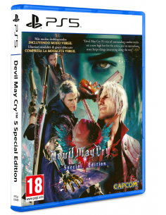 PS5 - Devil May Cry 5...