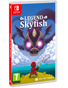 Switch - Legend of the Skyfish