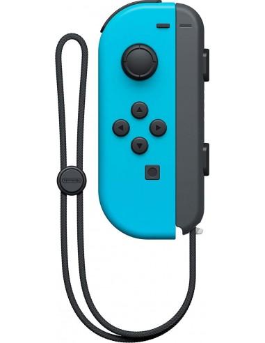 5257-Switch - Mando Joy Con Azul Izquierdo-0045496431389