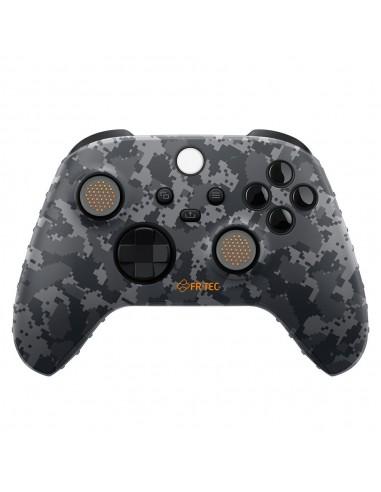 5344-Xbox Series X - Silicona Skin + Grips Camo FR-TEC-8436563092220