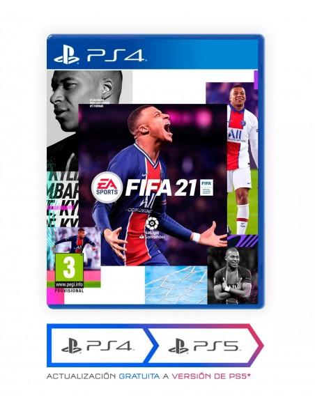 -4518-PS4 - FIFA 21-5030930124434