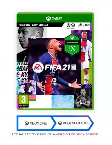 4521-Xbox Smart Delivery - FIFA 21-5030937124420