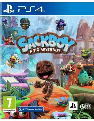 5380-PS4 - Sackboy: A Big Adventure Special Edition-0711719859321