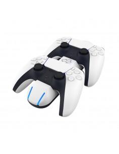 PS5 - Base Carga Doble FR-TEC