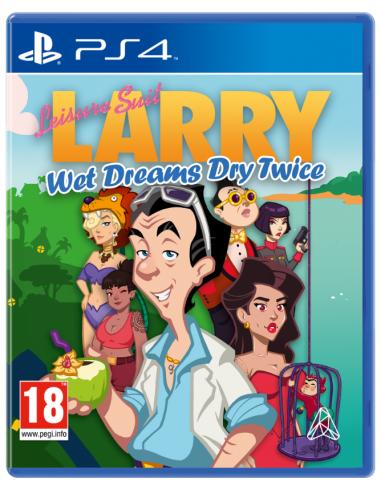 5353-PS4 - Leisure Suit Larry - Wet Dreams Dry Twice-4020628703110