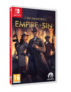 Switch - Empire of Sin Day One