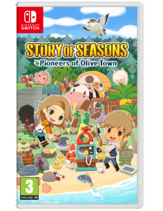 Switch - Story of Seasons:...