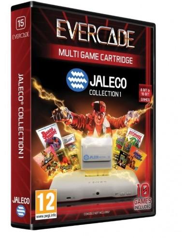 5338-Retro - Cartucho Evercade Jaleco Collection 1-5060690792086