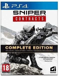 PS4 - Sniper Ghost Warrior...