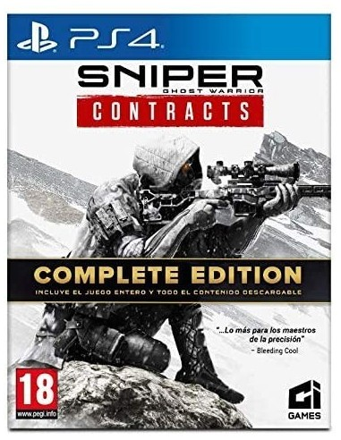 5347-PS4 - Sniper Ghost Warrior Contracts Complete Edition-5906961190581