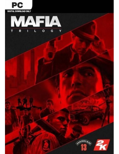 5448-PC - Mafia Trilogy-5026555364591