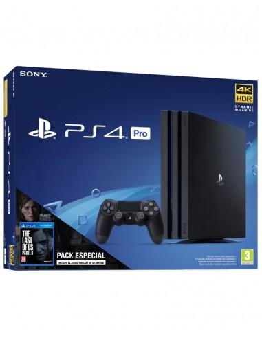5452-PS4 - PS4 Consola Pro 1TB Gamma + The Last of Us Part II-7711719773316