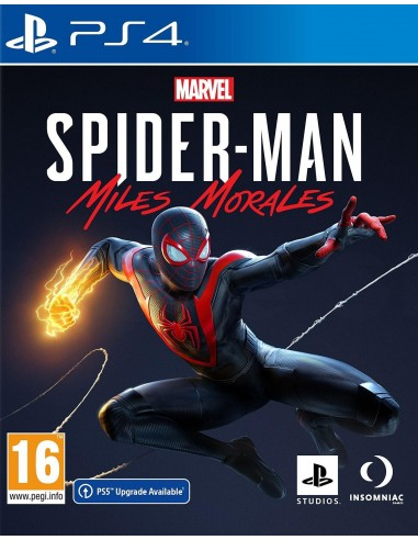 5217-PS4 - Spider-Man: Miles Morales -0711719820024