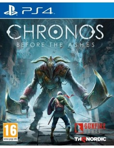 PS4 - Chronos Before the Ashes