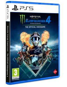 PS5 - Monster Energy...