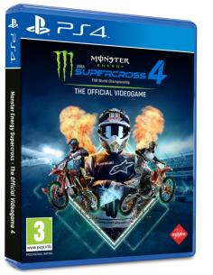PS4 - Monster Energy...