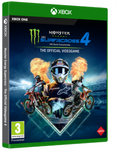 Xbox One - Monster Energy...