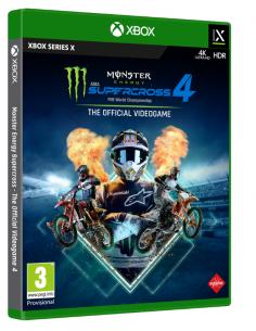 Xbox Series X - Monster...