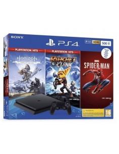 PS4 - PS4 Consola 500GB+...