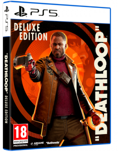 PS5 - Deathloop Deluxe Edition