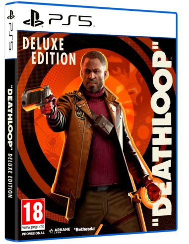 5460-PS5 - Deathloop Deluxe Edition-5055856428619