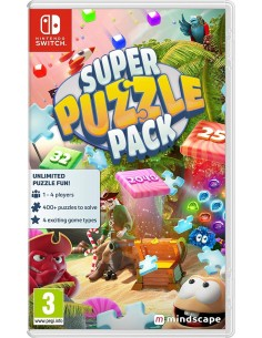 Switch - Super Puzzle Pack...