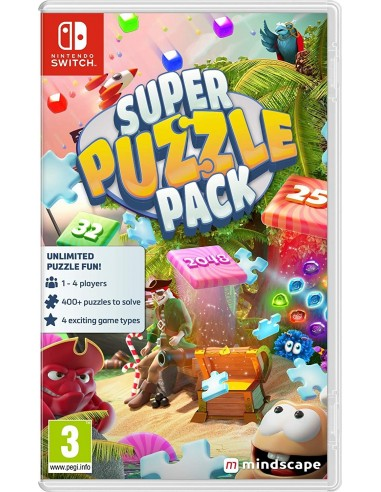 5441-Switch - Super Puzzle Pack + 500 Puzzles-8720256139317