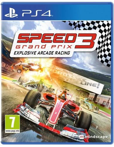 5442-PS4 - Speed 3 Grand Prix-8720256139294