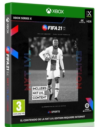 5457-Xbox Series X - FIFA 21 Next Level Edition-5030939124442