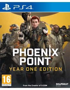 PS4 - Phoenix Point...