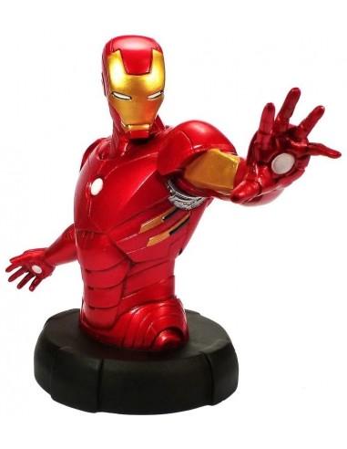 5500-Merchandising - Busto Iron Man Marvel-9788468450438