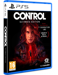 PS5 - Control Ultimate...