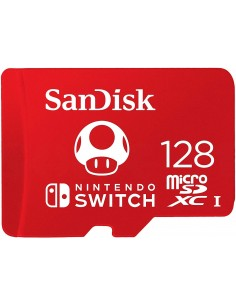 Switch - Tarjeta de Memoria...