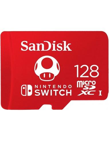 5639-Switch - Tarjeta de Memoria Switch SanDisk 128 GB-0619659171520