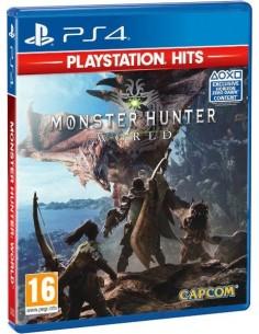PS4 - Monster Hunter World...