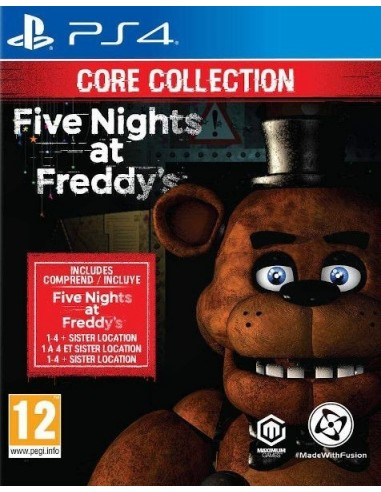 5306-PS4 - Five Nights at Freddys Core Edition-5016488137010