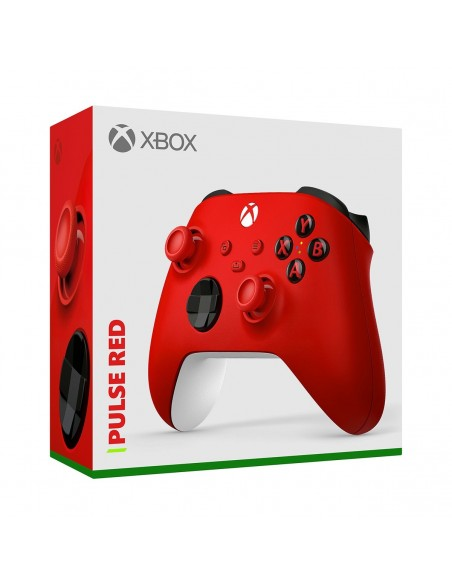 -5666-Xbox Series X - Mando Wireless Pulse Red Valentine (Xbox - PC)-0889842707113
