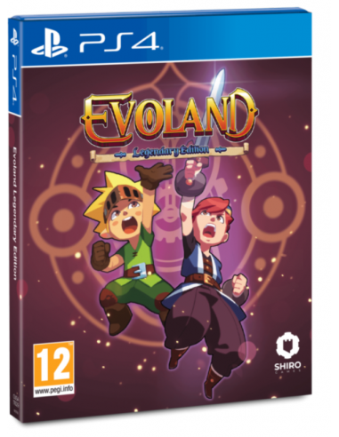 5670-PS4 - Evoland Legendary Edition-3770011615766