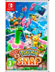Switch - New Pokemon Snap