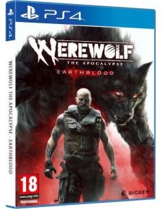PS4 - Werewolf: The...