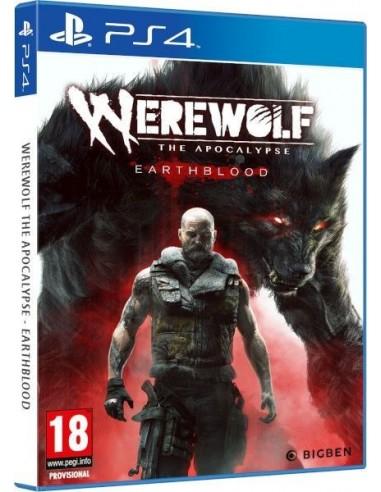 5727-PS4 - Werewolf: The Apocalypse - Earthblood-3665962003765
