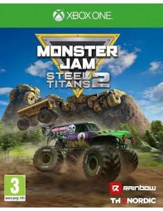 Xbox One - Monster Jam...