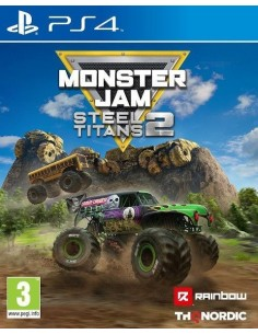 PS4 - Monster Jam Steel...