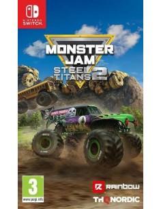 Switch - Monster Jam Steel...