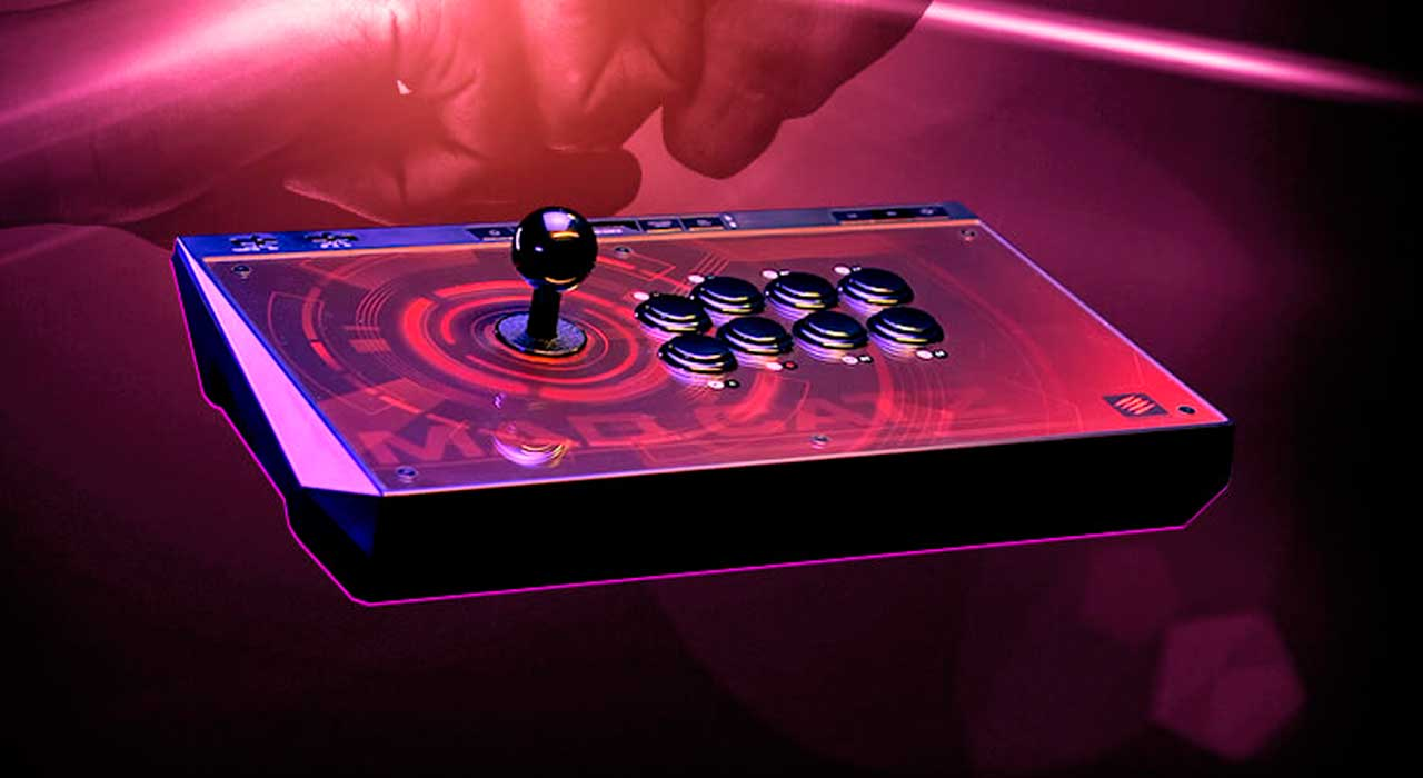 EGO Arcade Sticks